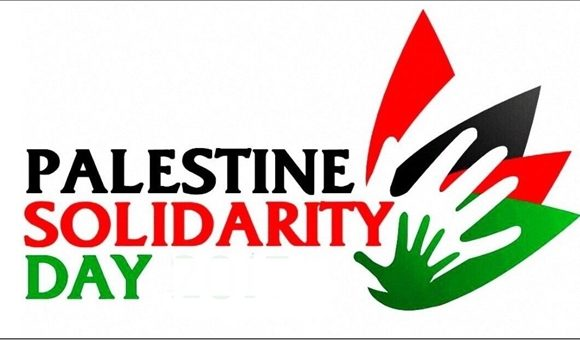 29th November – International Day of Solidarity with the Palestinian People